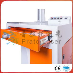 High Precision Fiber Laser Marking Machine for Stainless Steel (P-FB-10W) pictures & photos