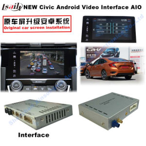Android GPS Navigation System Video Interface for Honda Civic pictures & photos