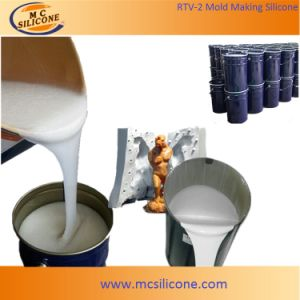 Mould Making Liquid Silicone Rubber for Gypsum Cornice Demould pictures & photos