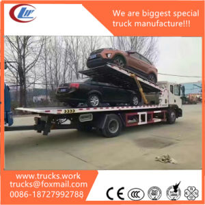 Dongfeng Car Carrier Tow Truck for Sale pictures & photos