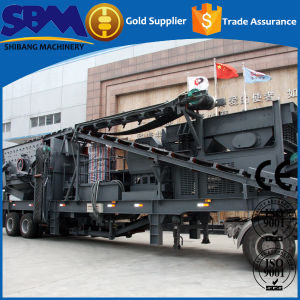 Cone Crusher Series Mobile Crusher, Mobile Crusher Supplier pictures & photos
