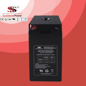 Lead Acid Deep Cycle Gel Battery 2V 400ah pictures & photos