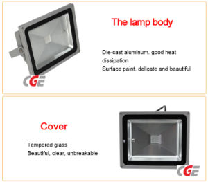 Factory Prices 30W/50W/100W/120W/150W Outdoor LED Flood Light LED Flood Lights pictures & photos