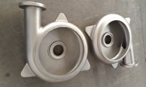 Pump Castings Rough Proof Machining Resin Sand Optimized Process pictures & photos