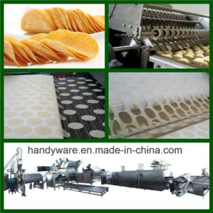 Fabricated Potato Chips Processing Line pictures & photos