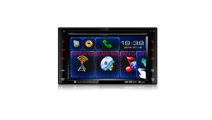 6.2 Inch Double DIN Car Stereo 6211 pictures & photos