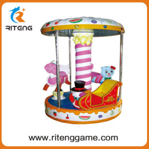 Reasonable Price Animal Carousel Baby Carousel for Sale pictures & photos