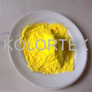 High Purity Kolortek Quinoline Yellow Lake Pigment pictures & photos