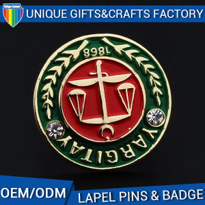 Promotional Gifts Metal Badge by Customized with High Quality pictures & photos