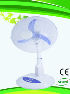16 Inches DC12V Table-Stand Fan Solar Fan (SB-ST-DC16C) pictures & photos