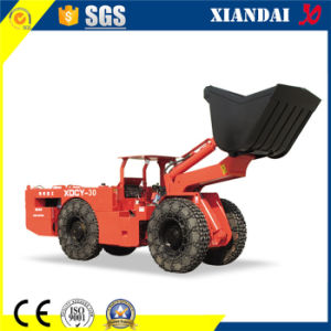 Xdcy-15 1.5cbm 3ton Underground LHD Scooptram Mucking Loader pictures & photos