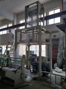High Speed Plastic Film Blown Machine with Auto Rewinder pictures & photos