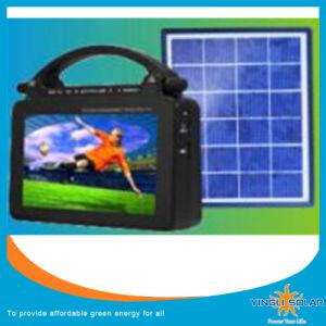 Yingli Mini Multifunction Solar TV (SZYL-STV-708) pictures & photos