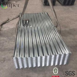 Hdgi/Gi Hot-Dipped Galvanized Steel Sheet in Coil/Corrugated Metal Roofing Sheet pictures & photos