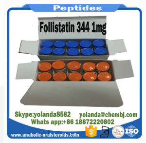 Safe Top Quality Growth Peptides Follistatin 344 1mg/Vial pictures & photos
