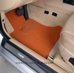 Car Mat Flat Foot Loop Pile PP Fiber Carpet in Roll pictures & photos