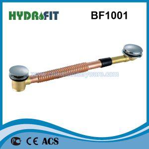 Brass Bathtub Drain Clic-Clac (BF1001) pictures & photos