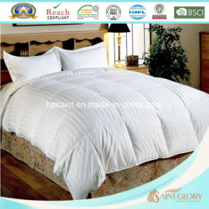 Classic Hollowfiber Filling Sateen Down Alternative Comforter Set pictures & photos