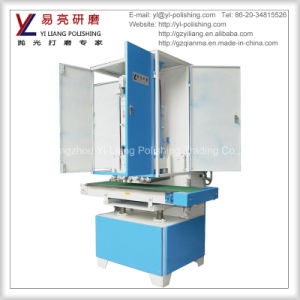 Wood and Metal Panel Board Wire Drawing Sanding Grinding Machine pictures & photos