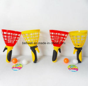 Popular Beach Toy Game Catch Ball pictures & photos