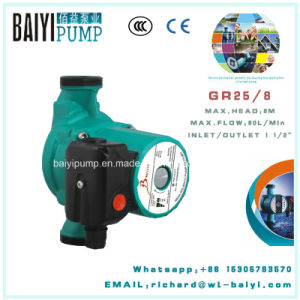 Famaily Solar Circulation Pump RS25-8 pictures & photos