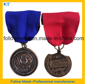 High Quality Custom Metal Fiesta Medal with Competitive Price
