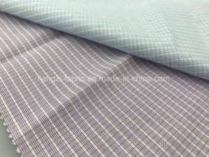 Yarn Dyed Cotton Tencel Silk Blended Fabric-Lz8263 pictures & photos
