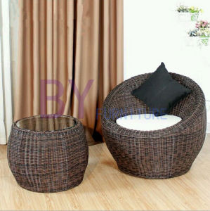 PE Rattan Modern Furniture Garden Furniture Set pictures & photos