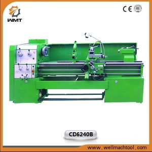 CD6250B Precision Metal Lathe Machine with ISO9001 pictures & photos