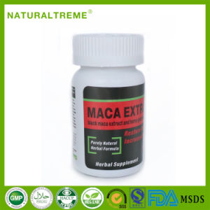 Herbal Organic Black Maca Increase Stamina Tablet