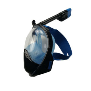 Snorkeling Sanbao Snorkeling Full-Face Adult Swimming Goggles and Equipment pictures & photos