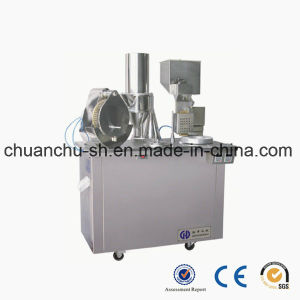 Automatic Capsule Filling Machine (small capacity) pictures & photos