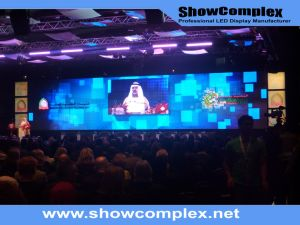 Indoor Full Color Stage LED Display Screen with High Contrast (P2.5) pictures & photos
