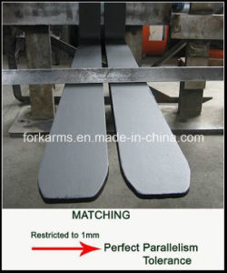 Shaft Fork Arms Forklift Parts pictures & photos