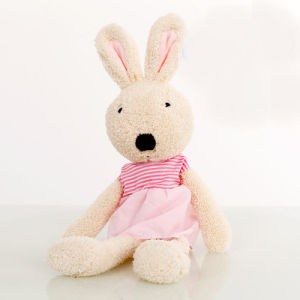 Dressed Plush Bunny Toy Custom Plush Toy pictures & photos