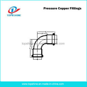 UK Standard Professional Industrial Copper Fittings pictures & photos