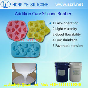 Chocolate Making Silicone Rubber Liquid FDA Silicon Rubber pictures & photos