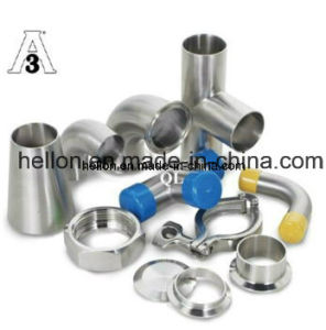 304 or 316 Stainless Steel Sanitary Welding Concentric Reducer pictures & photos