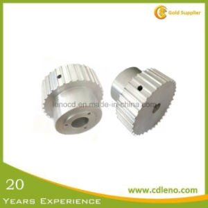 At5 Aluminum Timing Pulleys with Flange pictures & photos