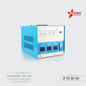 140-260V AC Single Phase SVC-3000va Automatic Voltage Regulator/Stabilizer pictures & photos