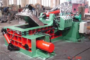 Hydraulic Metal Horizontal Baler-- (YDF-63A) pictures & photos
