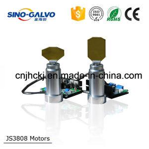 Js3808 Laser Galvo Scanner/Galvanometer Scanner for Laser Cutting pictures & photos
