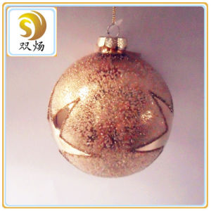 Cheap and High Quality Christmas Glass Ball for Christmas Tree Decoration pictures & photos