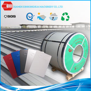 New Nano Steel-Aluminum Composite Sheet Metal Roofing Cladding Material pictures & photos