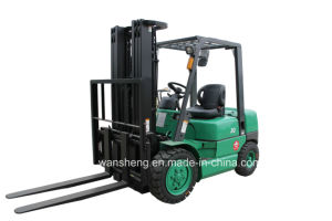 China Factory High Quality 3000kg Diesel Forklift Truck / 3.0t Forklift Truck pictures & photos