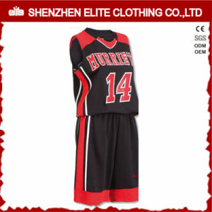 High Quality Good Price Basketball Training Jerseys (ELTBNI-13) pictures & photos