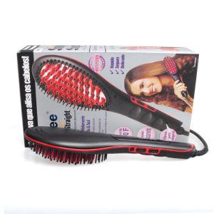 Ufree Professional Hair Straightener Hair Brush pictures & photos