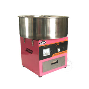 Hot Sale China Electric Commercial Candy Floss Machine Ec-03 pictures & photos