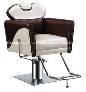 fashion Salon Chair for Beauty Italian Style Barber Chair pictures & photos