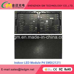Wholesale Price P4 Indoor Advertising Media Vision LED Display, USD680 pictures & photos